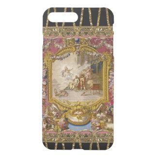 Capa iPhone 8 Plus/7 Plus Feminino elegante barroco romântico de Quichotte