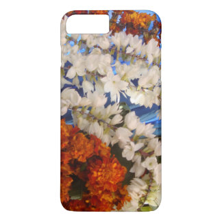 Capa iPhone 8 Plus/7 Plus Festões India da flor