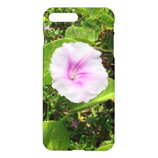 Capa iPhone 8 Plus/7 Plus Flor cor-de-rosa da corriola, Havaí