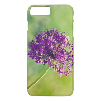 Capa iPhone 8 Plus/7 Plus Flor do alho selvagem