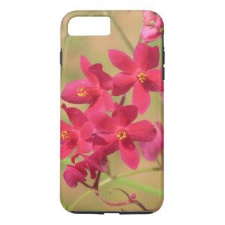 Capa iPhone 8 Plus/7 Plus Flores da grinalda da rainha