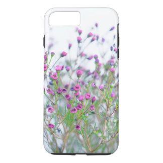 Capa iPhone 8 Plus/7 Plus Flores macias