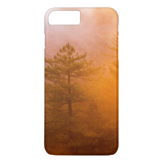 Capa iPhone 8 Plus/7 Plus Floresta dourada da corriola