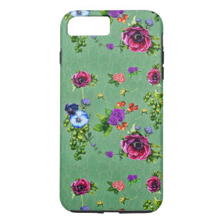 Capa iPhone 8 Plus/7 Plus Floresta Enchanted floral