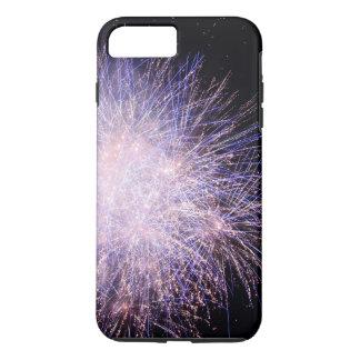 Capa iPhone 8 Plus/7 Plus Fogos-de-artifício