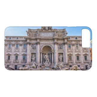 Capa iPhone 8 Plus/7 Plus Fonte do Trevi, Roma, Italia