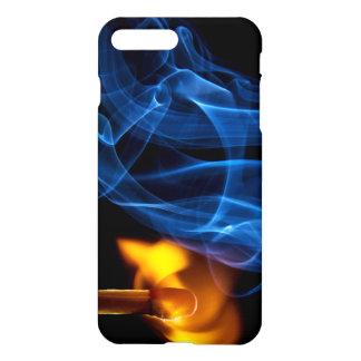 Capa iPhone 8 Plus/7 Plus Fósforo, fogo e fumo do Lit