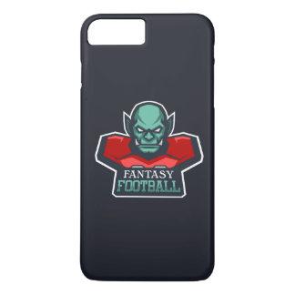 Capa iPhone 8 Plus/7 Plus Futebol da fantasia