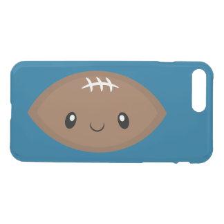 Capa iPhone 8 Plus/7 Plus Futebol de Emoji do divertimento