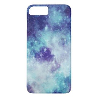Capa iPhone 8 Plus/7 Plus Galáxia azul