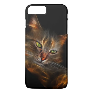 Capa iPhone 8 Plus/7 Plus gato