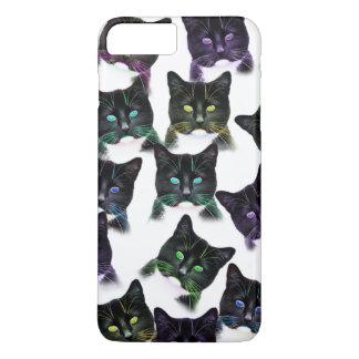 Capa iPhone 8 Plus/7 Plus Gatos legal