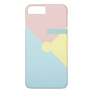 Capa iPhone 8 Plus/7 Plus Geometria abstrata 01
