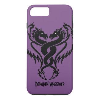Capa iPhone 8 Plus/7 Plus Guerreiro do dragão
