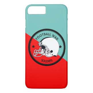 Capa iPhone 8 Plus/7 Plus Guerreiro do futebol