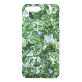 Capa iPhone 8 Plus/7 Plus Hipster de cristal da foto de pedra preciosa do