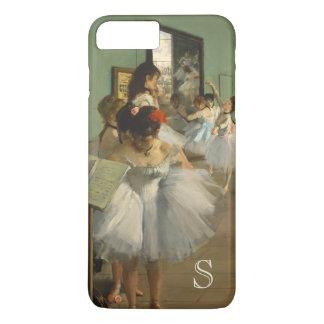 Capa iPhone 8 Plus/7 Plus Impressionista da classe | Edgar Degas | do balé