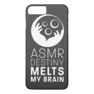 "Capa iPhone 8 Plus/7 Plus iPhone 7+/8+ Caso - de ""o destino ASMR derrete meu"
