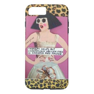 Capa iPhone 8 Plus/7 Plus iPhone 7 AJUDAS de CASE-THERAPY MAS GRITAR
