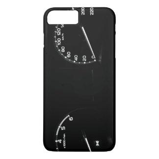 Capa iPhone 8 Plus/7 Plus iPhone 7 positivo, caixa de Apple do carro do