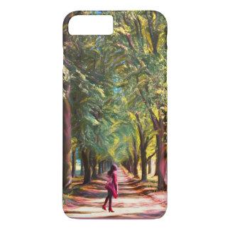 Capa iPhone 8 Plus/7 Plus iPhone 8 da estrada do grump da floresta