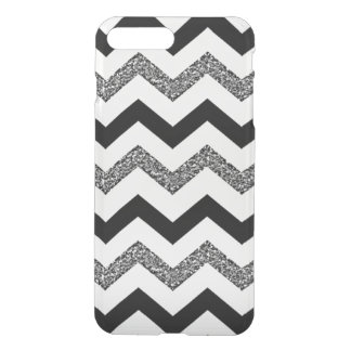Capa iPhone 8 Plus/7 Plus iPhone branco de Chevron 8/7 de caso positivo de
