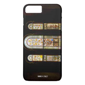Capa iPhone 8 Plus/7 Plus iPhone caso-Manchado de vidro