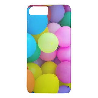 Capa iPhone 8 Plus/7 Plus iPhone colorido do impressão do balão 8 Plus/7