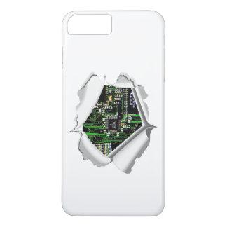 Capa iPhone 8 Plus/7 Plus (iphone da caixa rasgada) 7/8 de caso