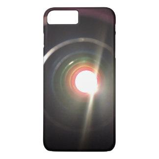 Capa iPhone 8 Plus/7 Plus iPhone da luz do sol do arco-íris 8 Plus/7 mais o
