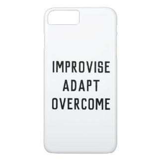 Capa iPhone 8 Plus/7 Plus iPhone de Apple 8 Plus/7 mais o caso simples