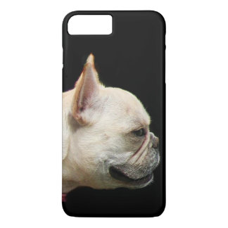Capa iPhone 8 Plus/7 Plus Iphone do buldogue francês 8/7 de caso positivo