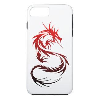 Capa iPhone 8 Plus/7 Plus iPhone do dragão de Dracarys 8/7 de caso