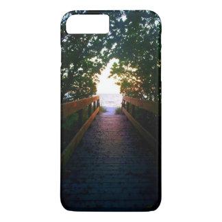 Capa iPhone 8 Plus/7 Plus iPhone do trajeto 8 Plus/7 mais o caso
