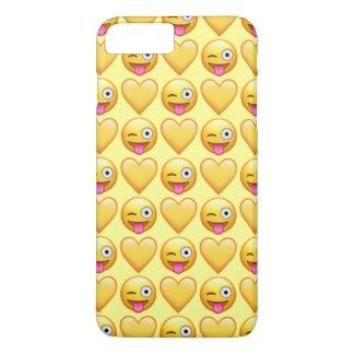 Capa iPhone 8 Plus/7 Plus iPhone pateta de Emoji 8 Plus/7 mais o caso