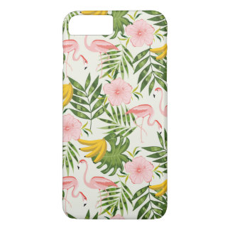 Capa iPhone 8 Plus/7 Plus iPhone tropical 7 do verão positivo