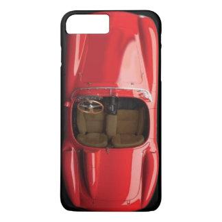 Capa iPhone 8 Plus/7 Plus iPhone vermelho X/8/7 do carro de esportes mais