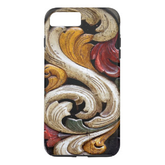 Capa iPhone 8 Plus/7 Plus iPhone X/8/7 do ornamento mais o caso resistente