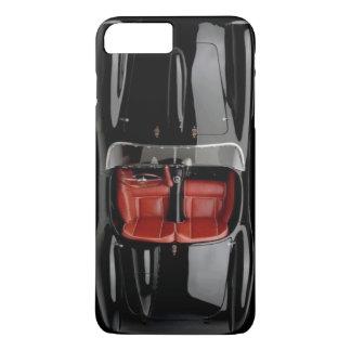 Capa iPhone 8 Plus/7 Plus iPhone X/8/7 do preto do carro de esportes mais
