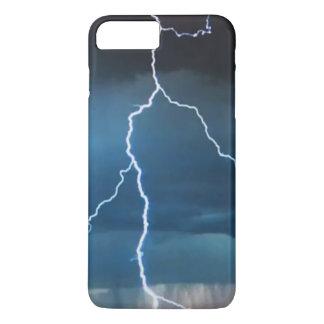 Capa iPhone 8 Plus/7 Plus iPhone X/8/7 do relâmpago mais mal lá o caso