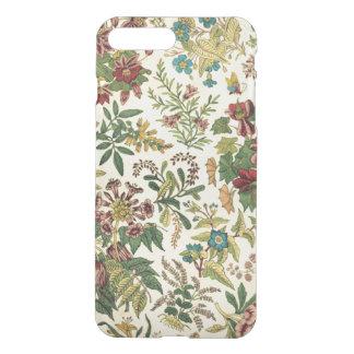 Capa iPhone 8 Plus/7 Plus iPhone X/8/7 dos Wildflowers do vintage mais o