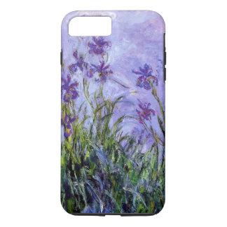Capa iPhone 8 Plus/7 Plus Íris do Lilac de Monet