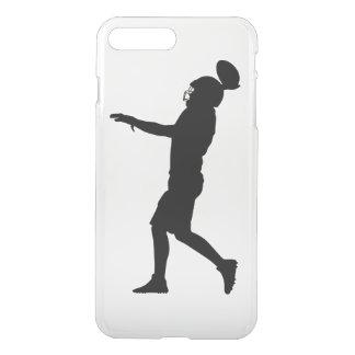 Capa iPhone 8 Plus/7 Plus Jogador de futebol americano