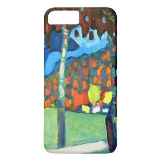 Capa iPhone 8 Plus/7 Plus Kandinsky - estudo do outono em Oberau