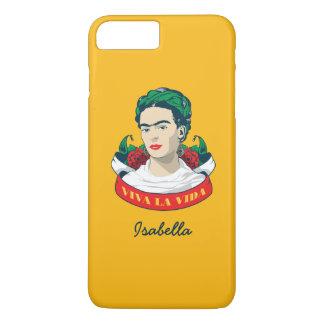 Capa iPhone 8 Plus/7 Plus La Vida de Frida Kahlo | Viva