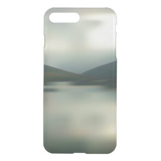 Capa iPhone 8 Plus/7 Plus Lago nas montanhas