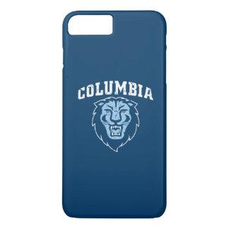 Capa iPhone 8 Plus/7 Plus Leões da Universidade de Columbia | - vintage
