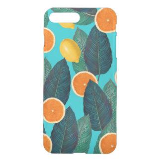 Capa iPhone 8 Plus/7 Plus limões e cerceta das laranjas