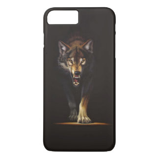 Capa iPhone 8 Plus/7 Plus lobo