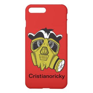 Capa iPhone 8 Plus/7 Plus Logotipo Iphone 7 de Cristianoricky+ Caso